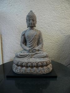 Buda resina