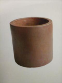 Cilindro gres 48*47 cm.