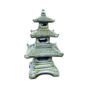 Pagoda oriental triple 95 cm.
