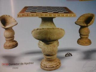 Comedor ajedrez