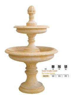 Fuente Versalles grande 160 cm.