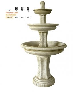 Fuente Galia grande 190 cm.